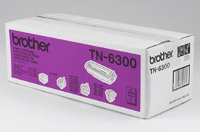 BROTHER TN-6300 LASERVÄRI BLACK 3K