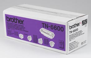 BROTHER TN-6600 LASERVÄRI BLACK 6K