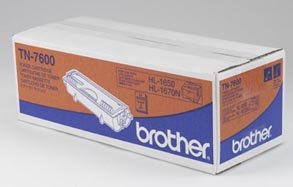 BROTHER TN-7600 HL-1670N VÄRIKASETTI