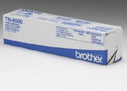 BROTHER TN-8000 LASERVÄRI BLACK 2,2K