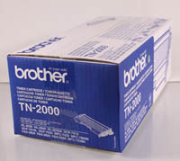 BROTHER TN-2000 LASERVÄRI BLACK 2,5K