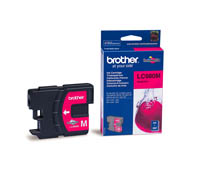 BROTHER LC980M VÄRIPATRUUNA MAGENTA