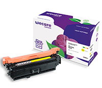 WECARE TONER FOR HP CE402A YELLOW 6K