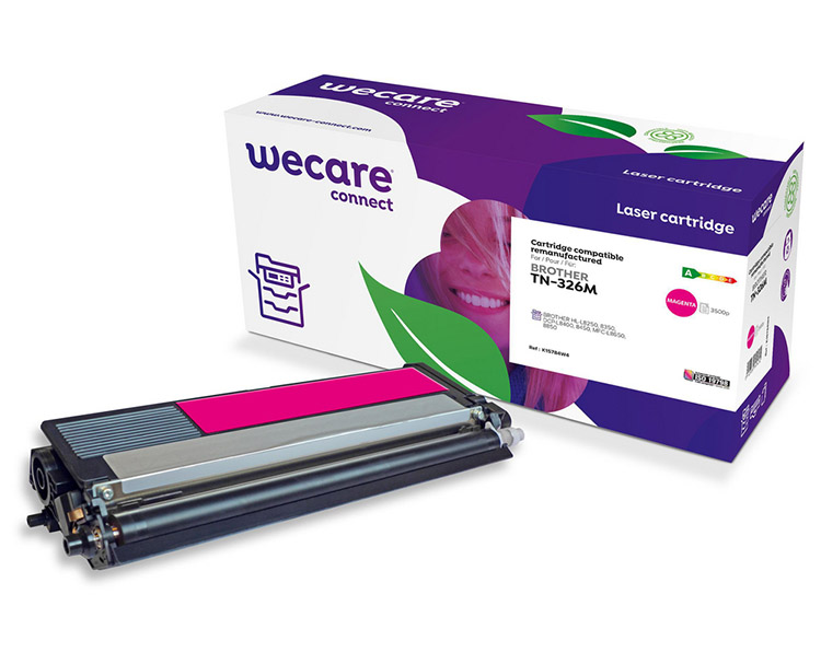 WECARE TONER FOR BROTHER TN-326 M 3,5K