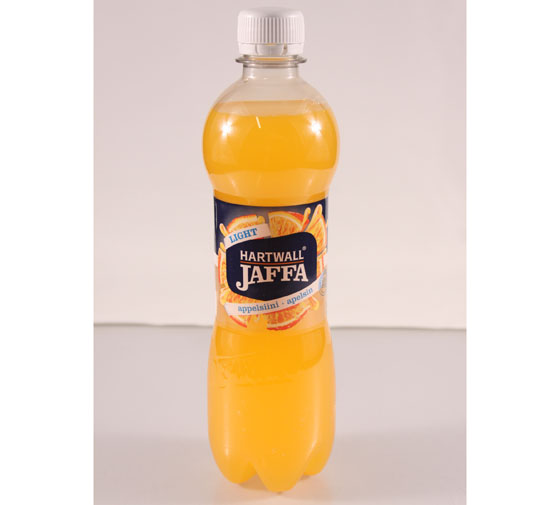 JAFFA APPELSIINILIMONADI LIGHT 0,5L
