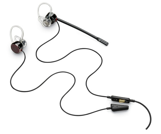 PLANTRONICS BLACKWIRE C435-M - WIRED DUO