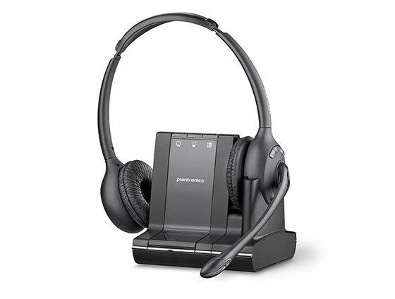 PLANTRONICS SAVI W720 (OVER-THE-HEAD)