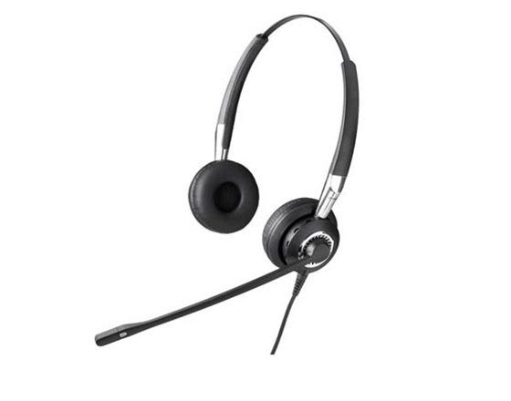JABRA BIZ 2400 MS DUO W/WIRELESS BT