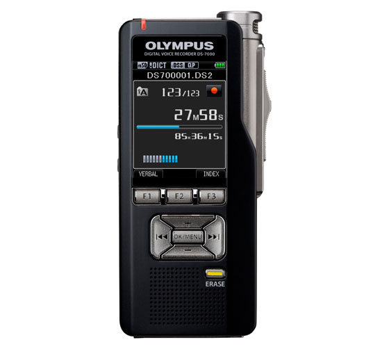 OLYMPUS DS-7000 SANELIN