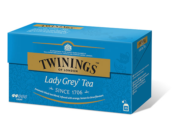 TWININGS LADY GREY PUSSITEE /25