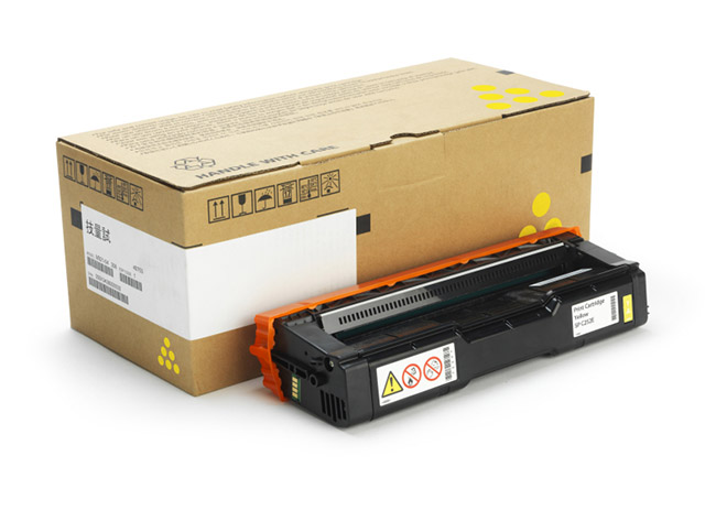 RICOH 407719 TONER YELLOW 6K