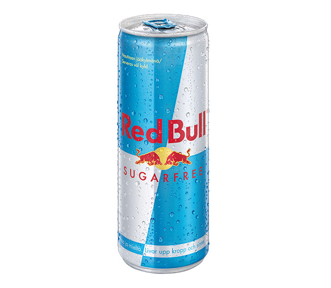 RED BULL ENERGIAJUOMA SOKERITON 250ML